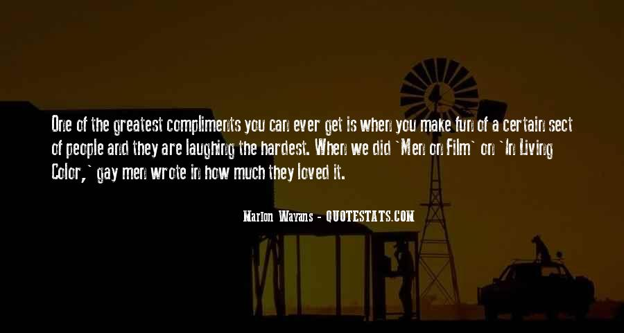Marlon Wayans Quotes #1205732