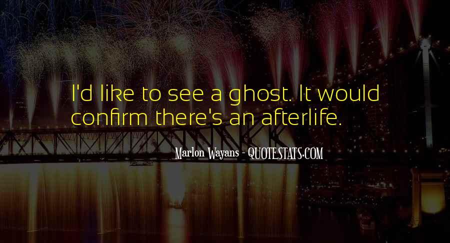 Marlon Wayans Quotes #1314917