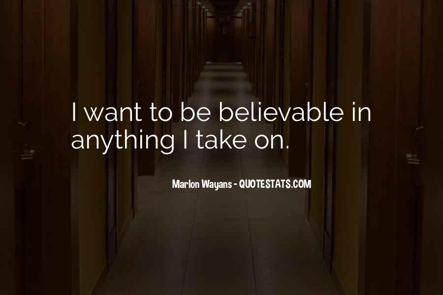 Marlon Wayans Quotes #1451890