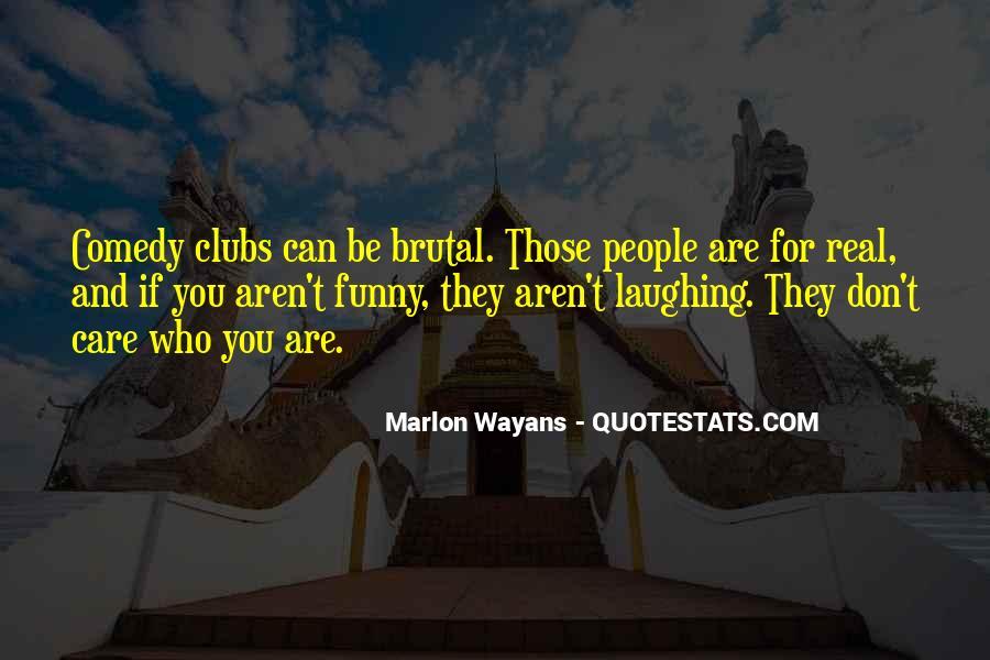Marlon Wayans Quotes #1473413