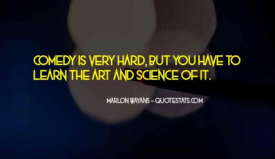 Marlon Wayans Quotes #1583005