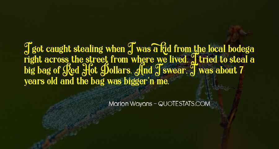 Marlon Wayans Quotes #1674495