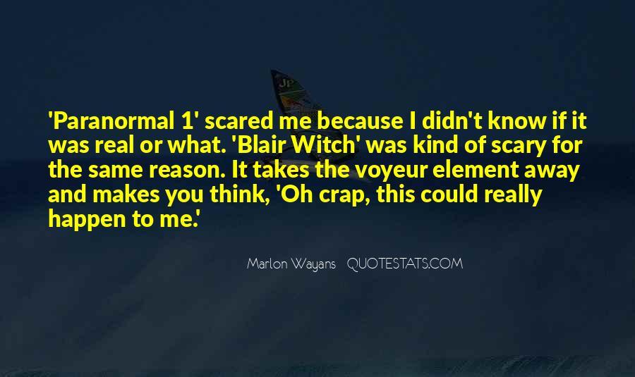 Marlon Wayans Quotes #1854033