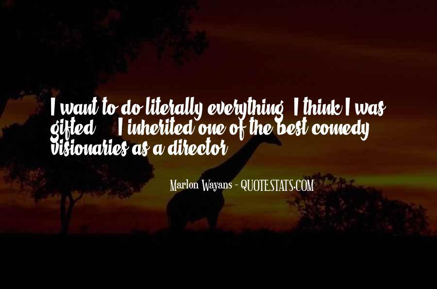 Marlon Wayans Quotes #361158