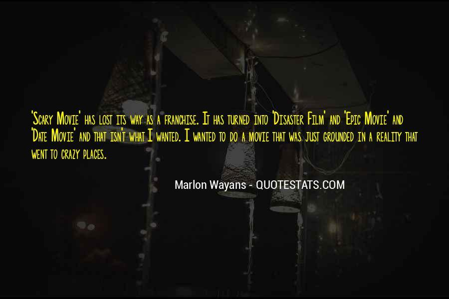 Marlon Wayans Quotes #385221