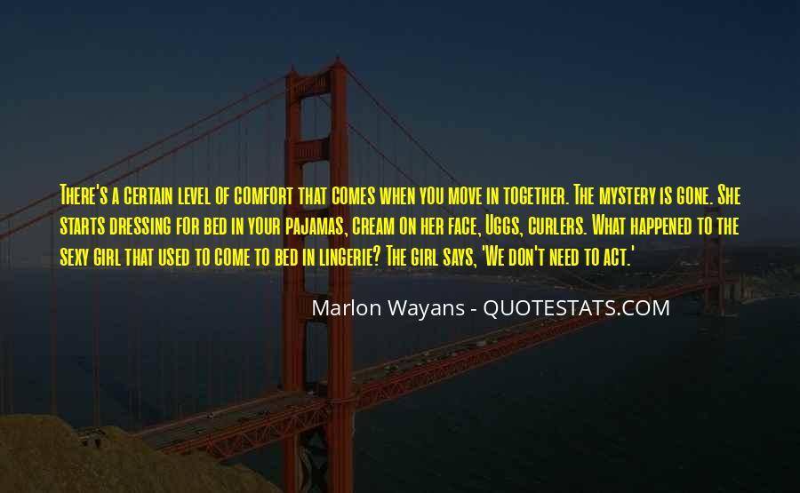 Marlon Wayans Quotes #548175