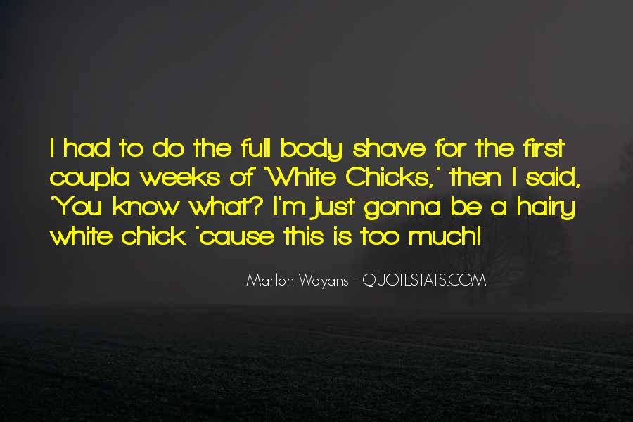 Marlon Wayans Quotes #59863