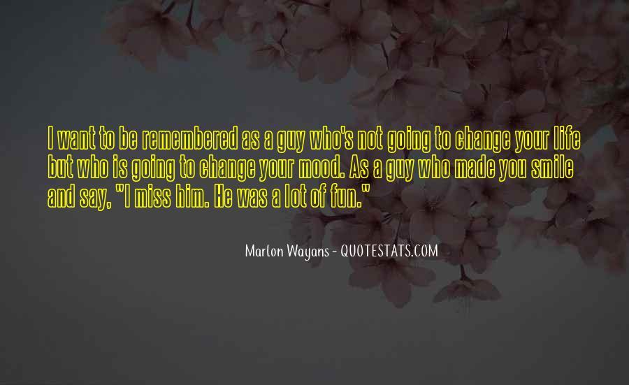Marlon Wayans Quotes #658445