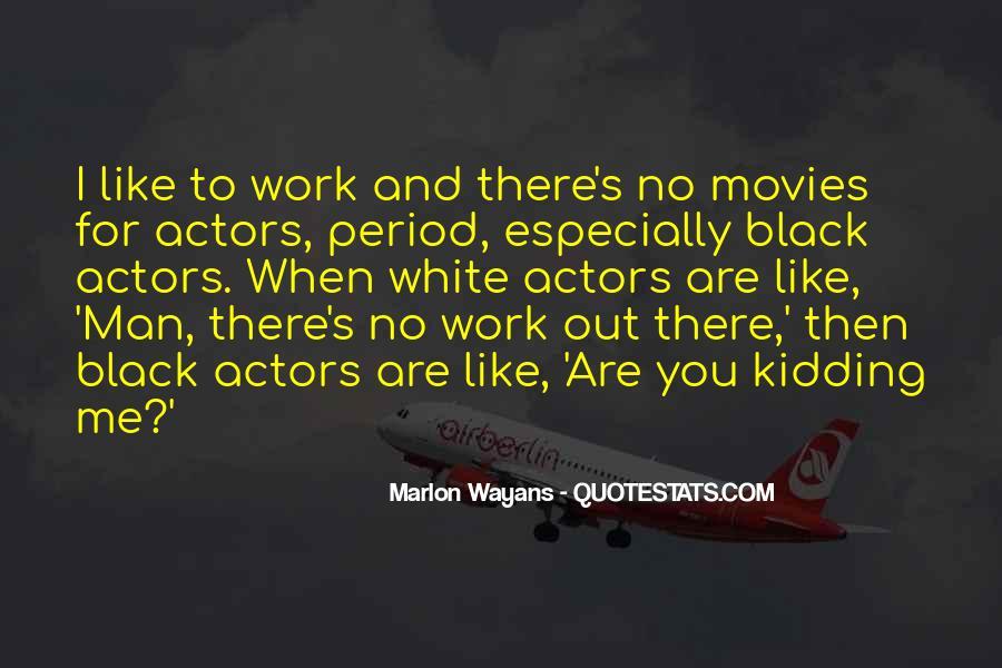 Marlon Wayans Quotes #865851