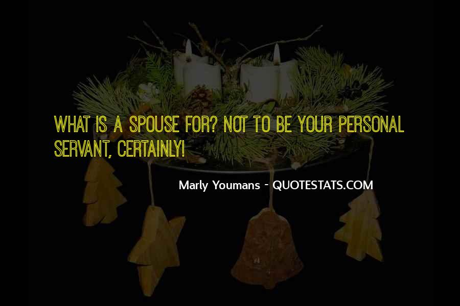 Marly Youmans Quotes #86096