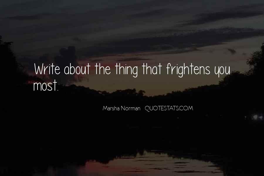 Marsha Norman Quotes #1122797