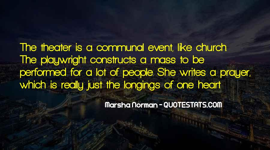 Marsha Norman Quotes #1478888