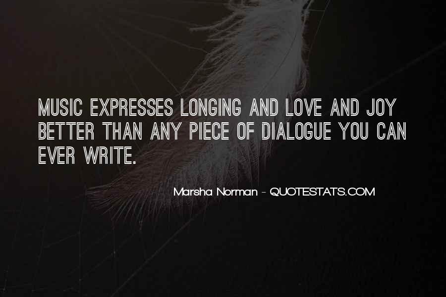 Marsha Norman Quotes #1630111