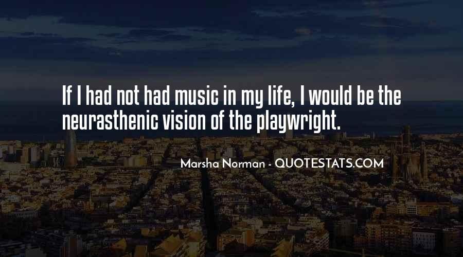 Marsha Norman Quotes #231833