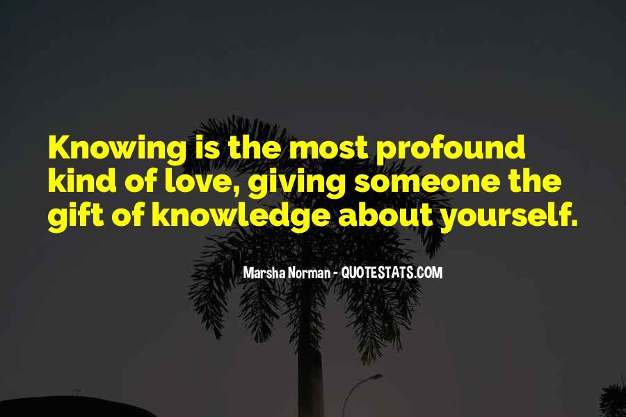 Marsha Norman Quotes #389274
