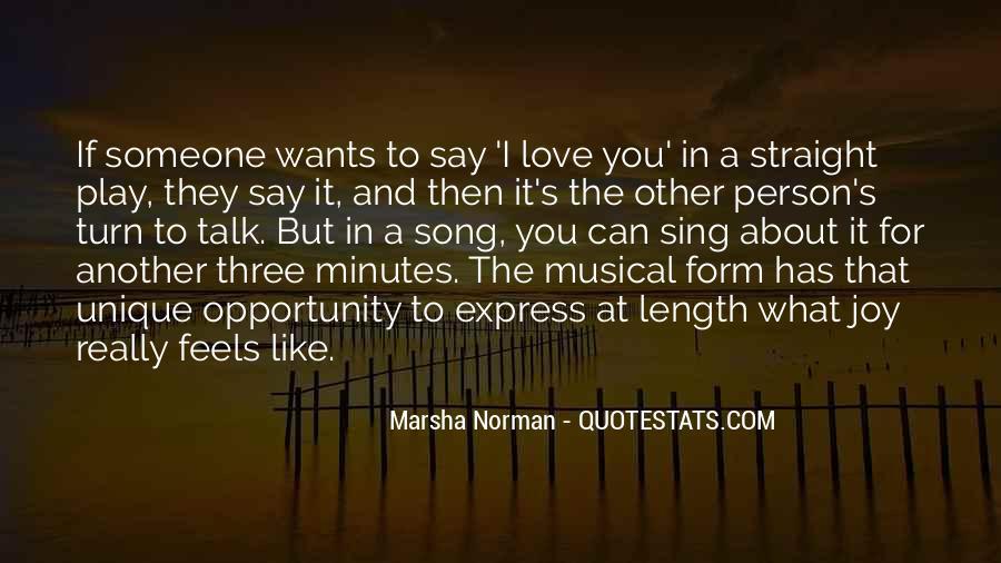 Marsha Norman Quotes #681751