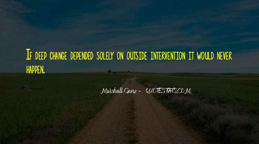 Marshall Ganz Quotes #1878338