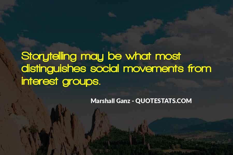 Marshall Ganz Quotes #275242