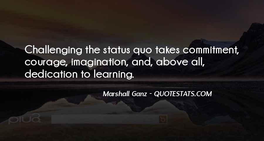 Marshall Ganz Quotes #902083
