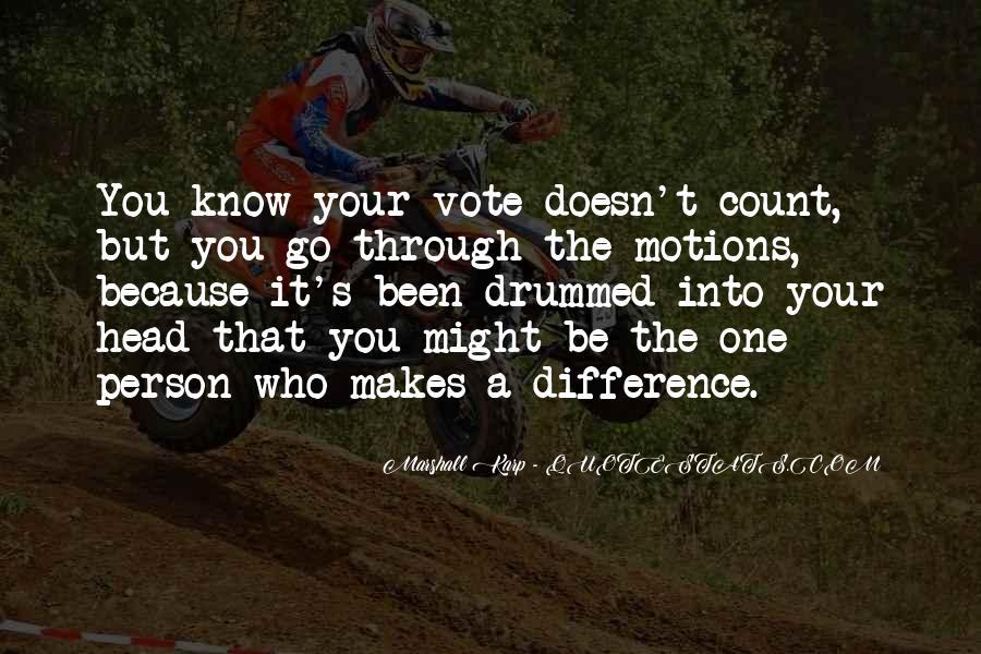 Marshall Karp Quotes #216173