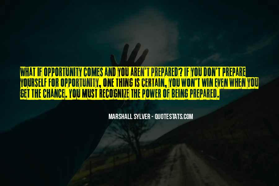 Marshall Sylver Quotes #1412102