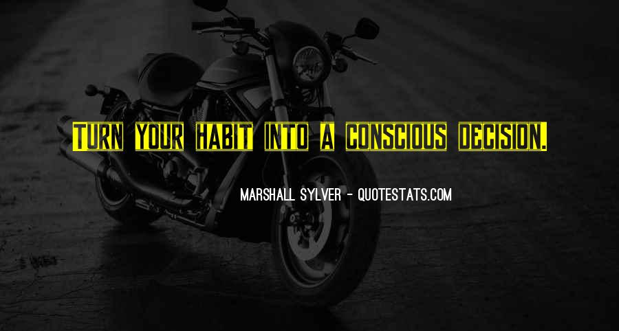 Marshall Sylver Quotes #158126
