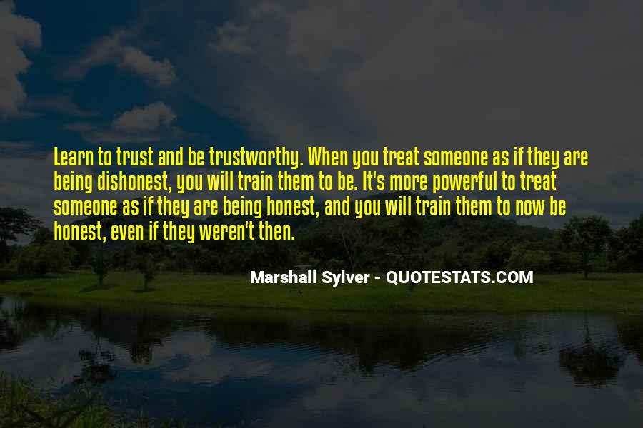 Marshall Sylver Quotes #1825694