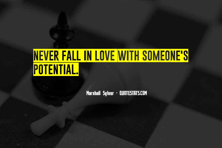 Marshall Sylver Quotes #460082