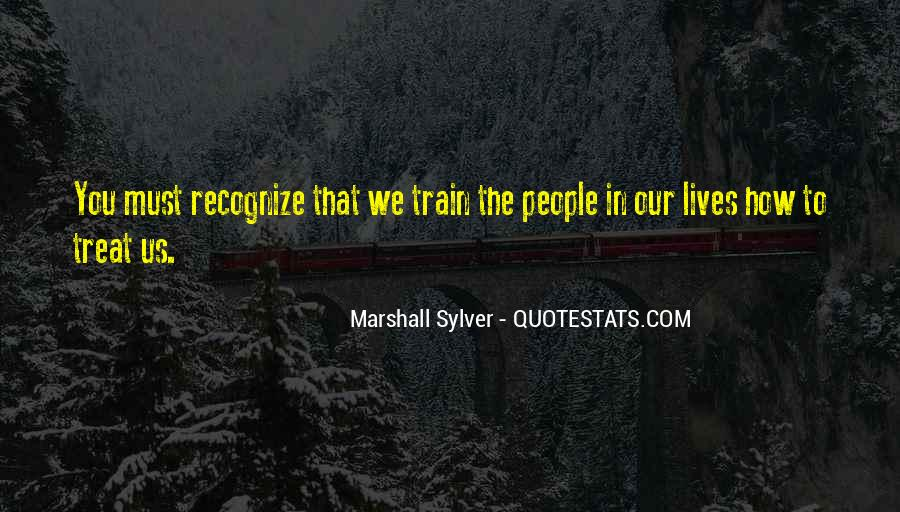 Marshall Sylver Quotes #530674