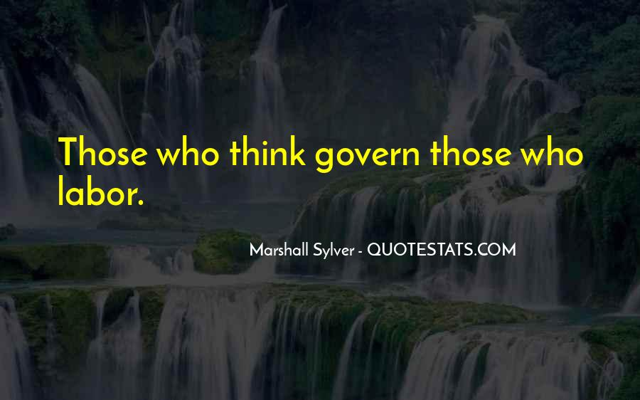Marshall Sylver Quotes #652716