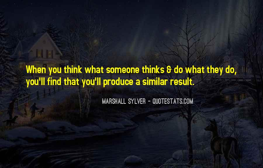 Marshall Sylver Quotes #66764