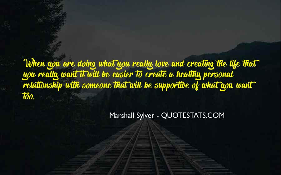Marshall Sylver Quotes #952286