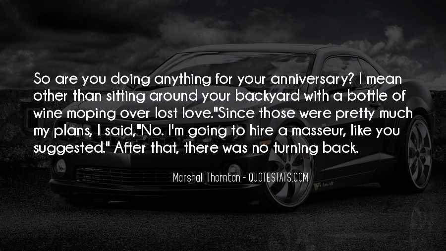 Marshall Thornton Quotes #1188970