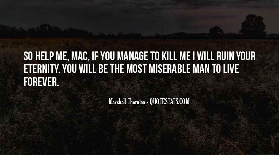 Marshall Thornton Quotes #138586