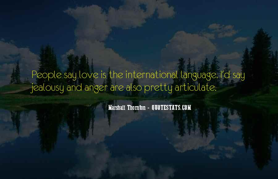 Marshall Thornton Quotes #1666289