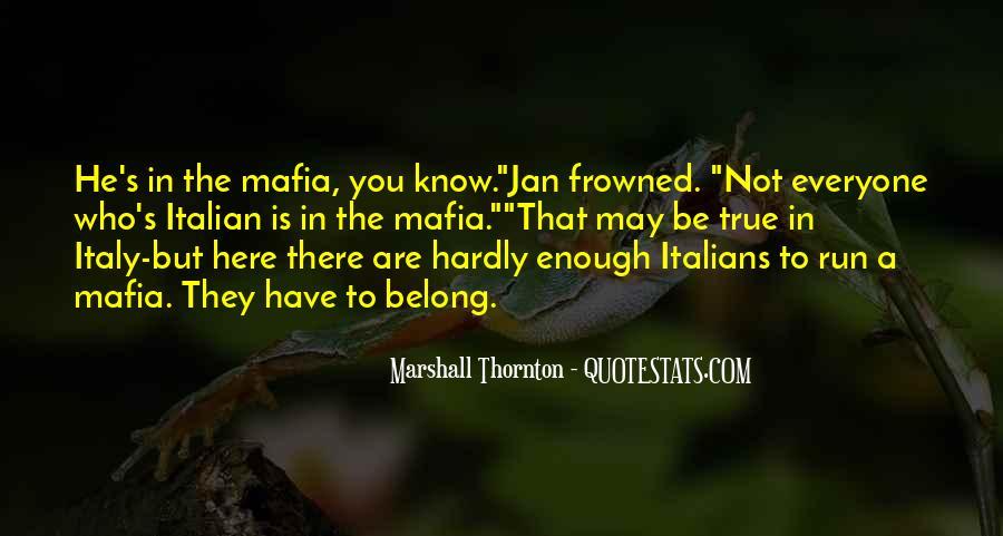 Marshall Thornton Quotes #349431