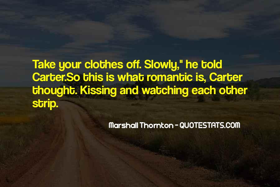 Marshall Thornton Quotes #617395