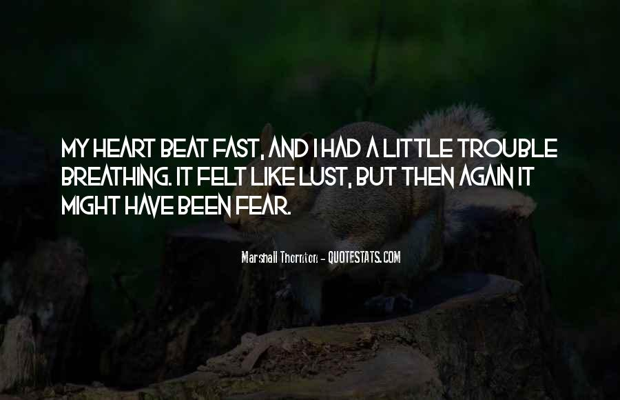 Marshall Thornton Quotes #798846