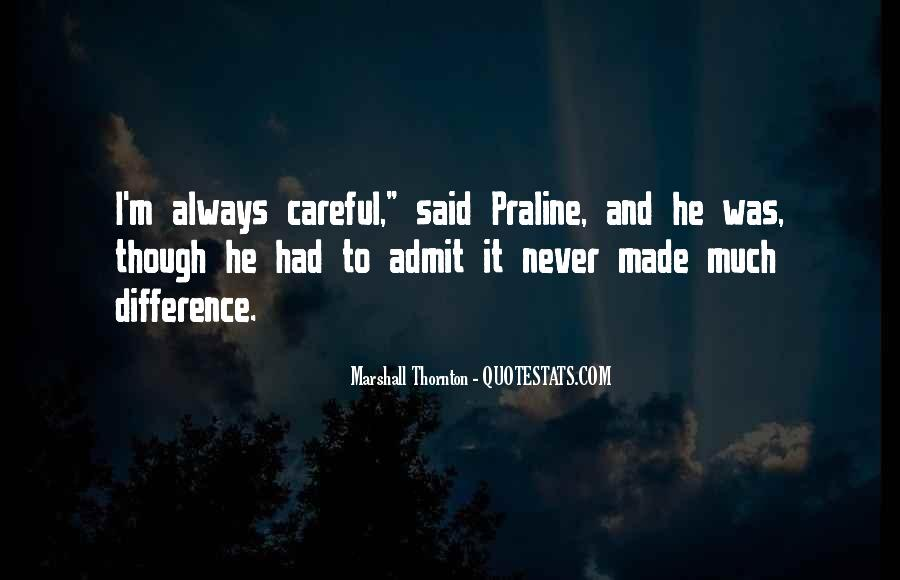 Marshall Thornton Quotes #984810