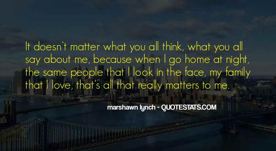 Marshawn Lynch Quotes #1532482