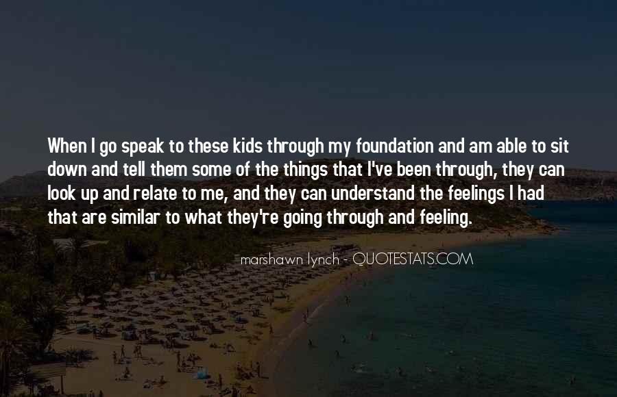 Marshawn Lynch Quotes #67657