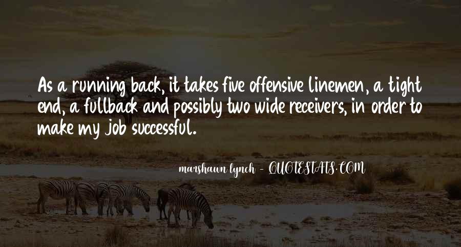 Marshawn Lynch Quotes #736255