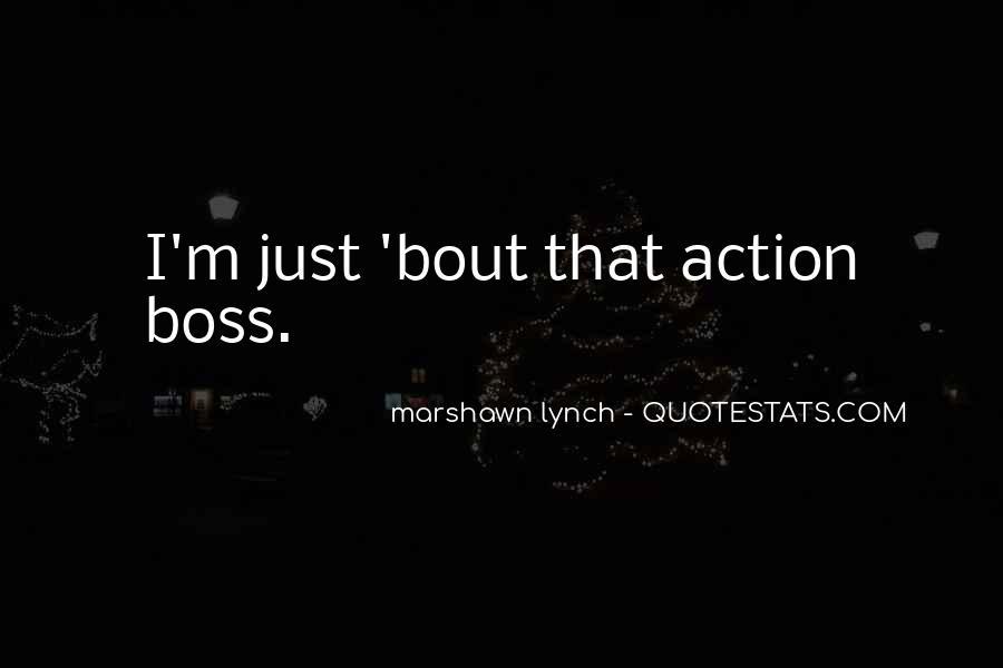 Marshawn Lynch Quotes #880801