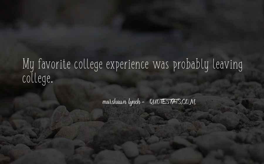 Marshawn Lynch Quotes #904965