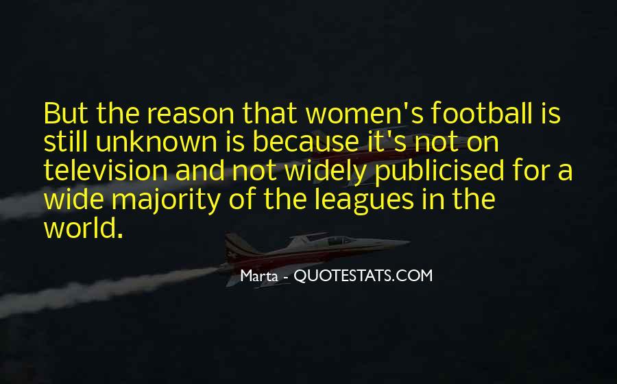 Marta Quotes #1584613