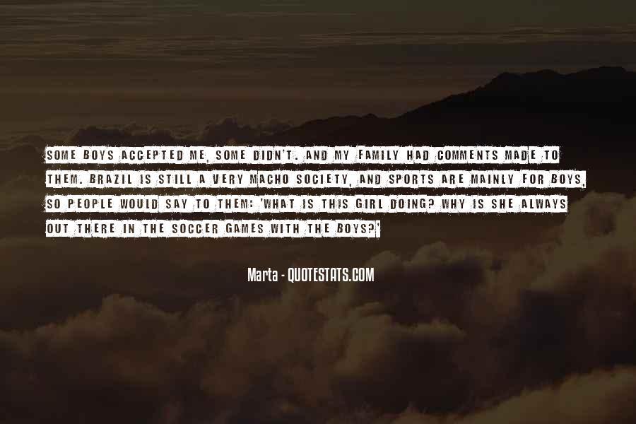 Marta Quotes #361586