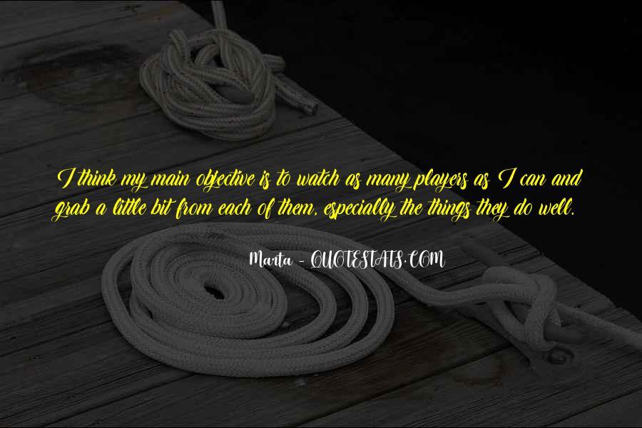 Marta Quotes #471675