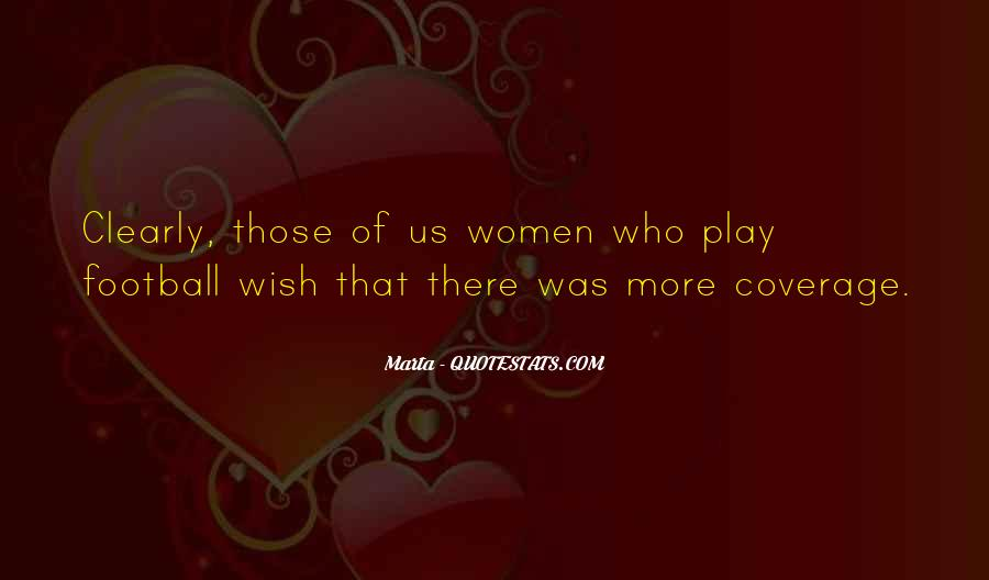Marta Quotes #986813