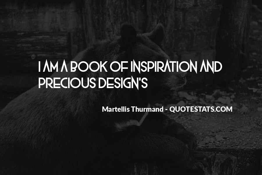 Martellis Thurmand Quotes #153894