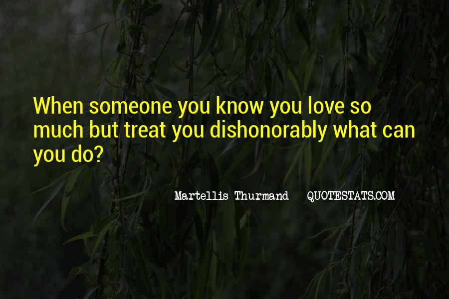 Martellis Thurmand Quotes #199185